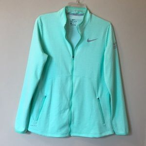 Nike Golf Dri-Fit Full Zip Jacket - L
